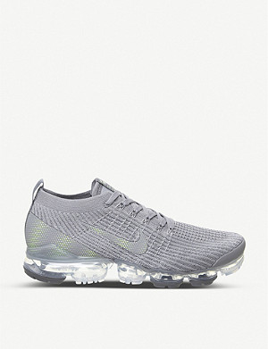 NIKE Air VaporMax FK3 nylon and mesh trainers