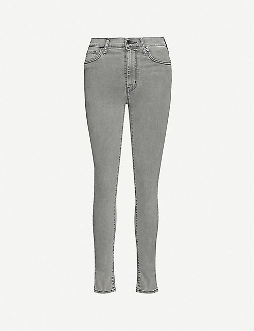 LEVIS: Mile High high-rise super-skinny jeans