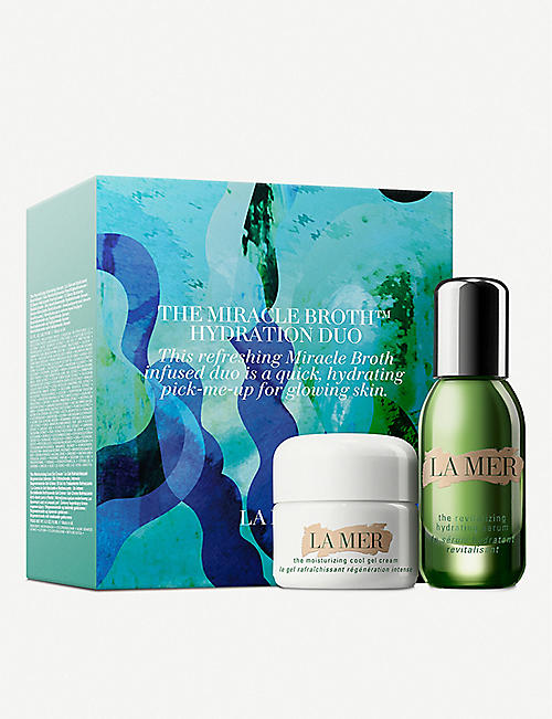 LA MER The Mini Miracle Broth™ Collection