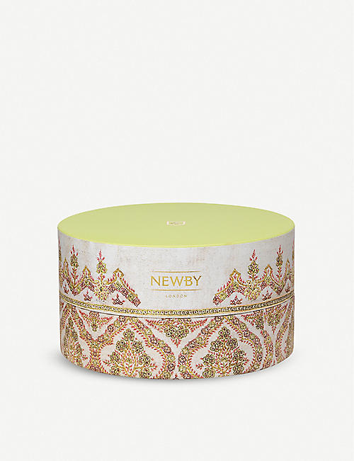 NEWBY TEAS UK: Crown assorted green teas 72g