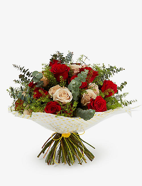SELFRIDGES SELECTION: English Garden large bouquet