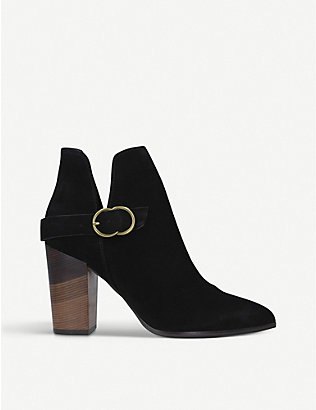 ALDO: Kendall leather ankle boots