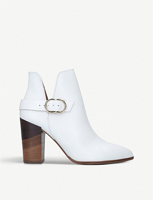 ALDO Kendall leather ankle boots