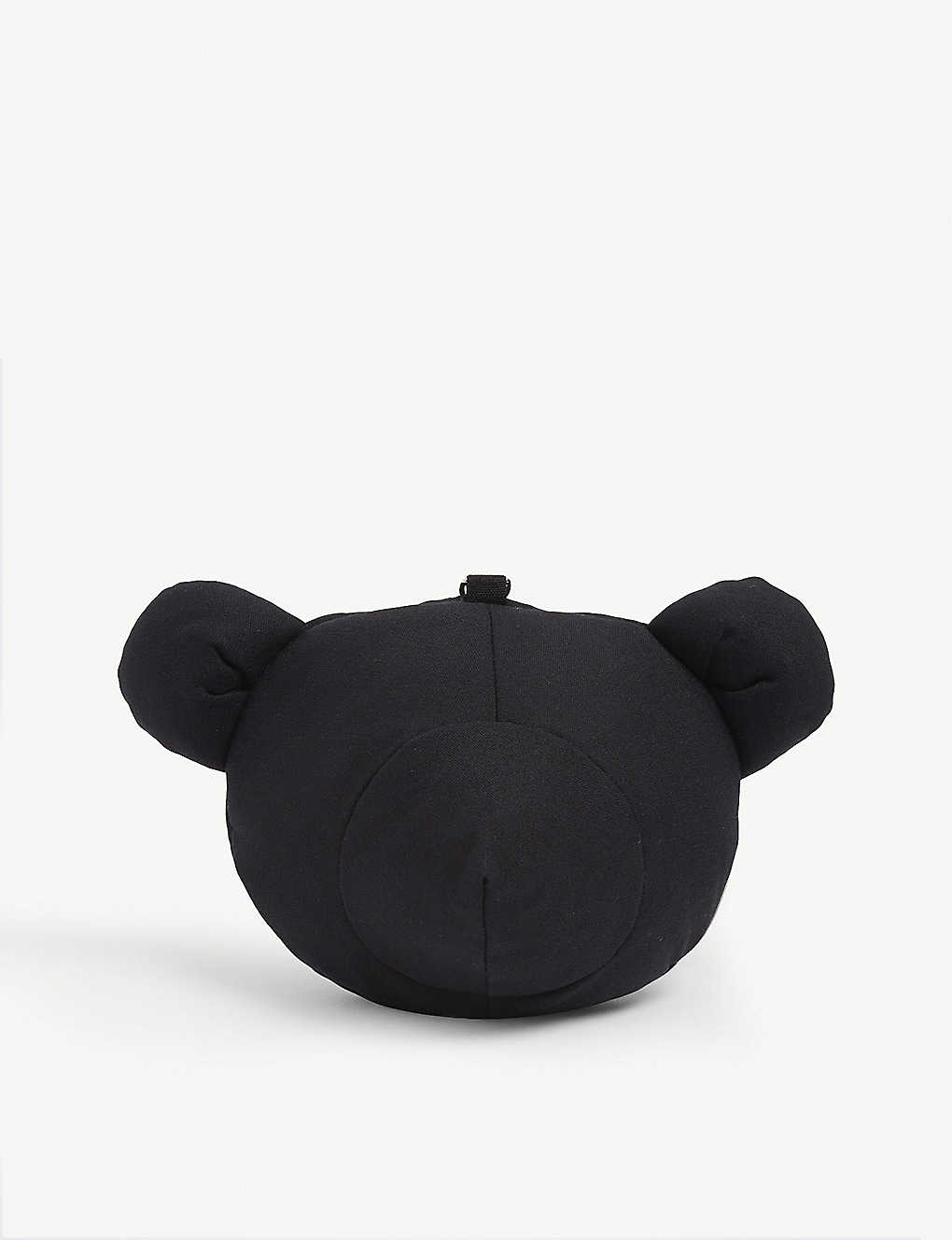 MM6 MAISON MARGIELA: Teddy bear wrist bag