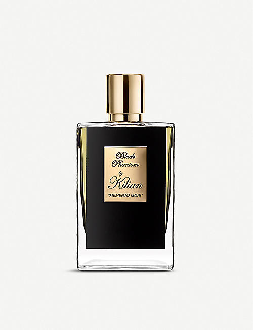 KILIAN: Black Phantom refillable eau de parfum 50ml