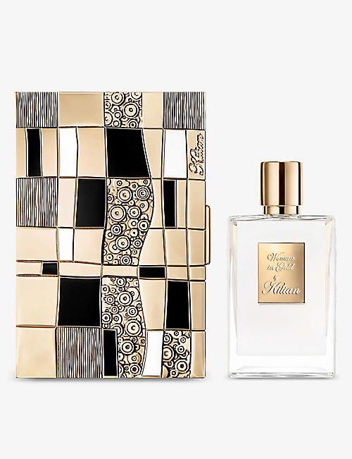 KILIAN: Woman in Gold gift set