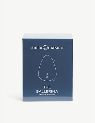 SMILE MAKERS: The Ballerina personal massager