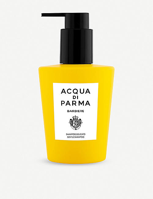 ACQUA DI PARMA: Barbiere Gentle Shampoo 200ml