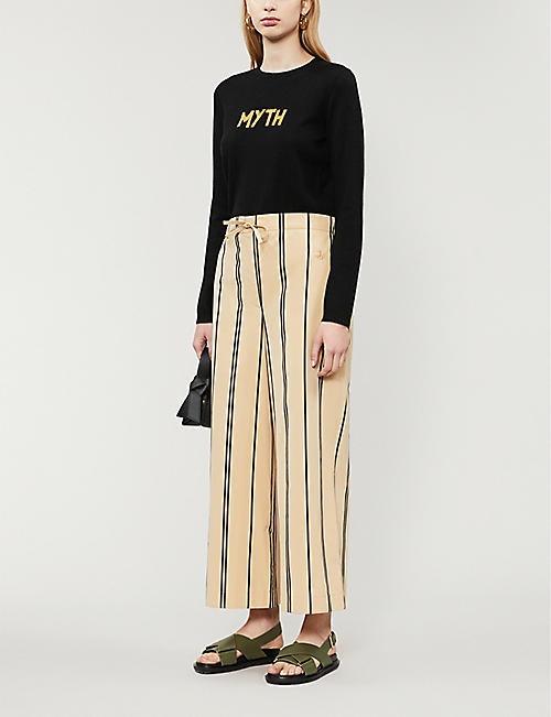 BELLA FREUD Myth merino wool jumper