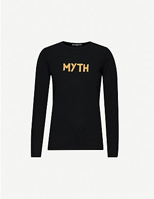 BELLA FREUD: Myth merino wool jumper