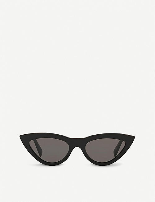 CELINE: Cl4019 cat eye-frame sunglasses