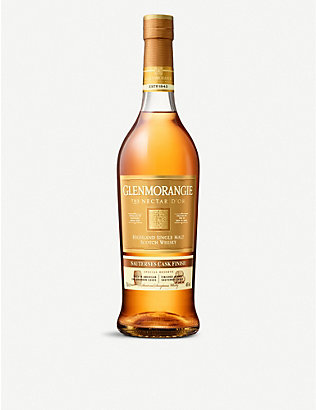 GLENMORANGIE: Glenmorangie Nectar D'Or 12-year single-malt scotch whisky 700ml