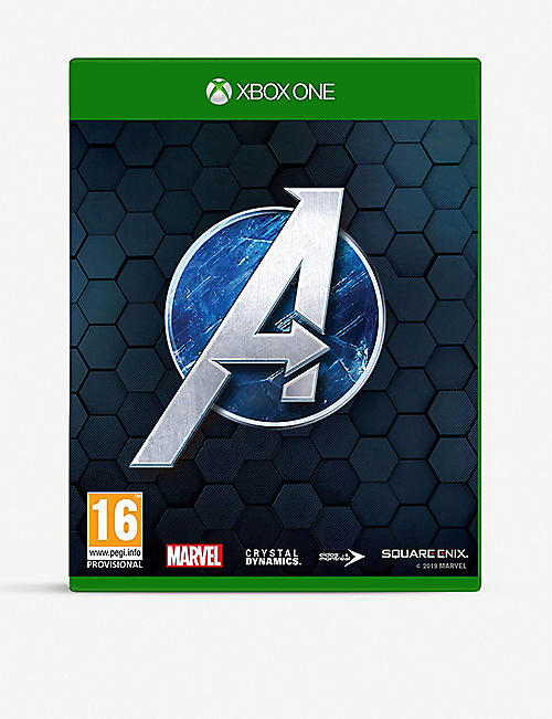 MICROSOFT:Marvel's Avengers Xbox One Game 游戏机
