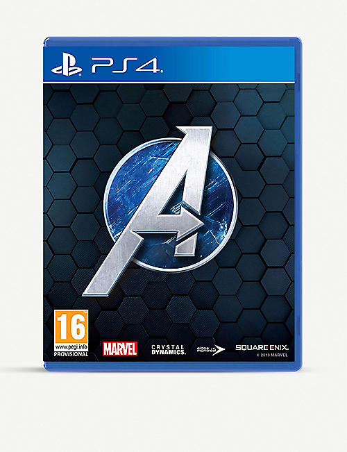 SONY: Marvel's Avengers PS4 Game