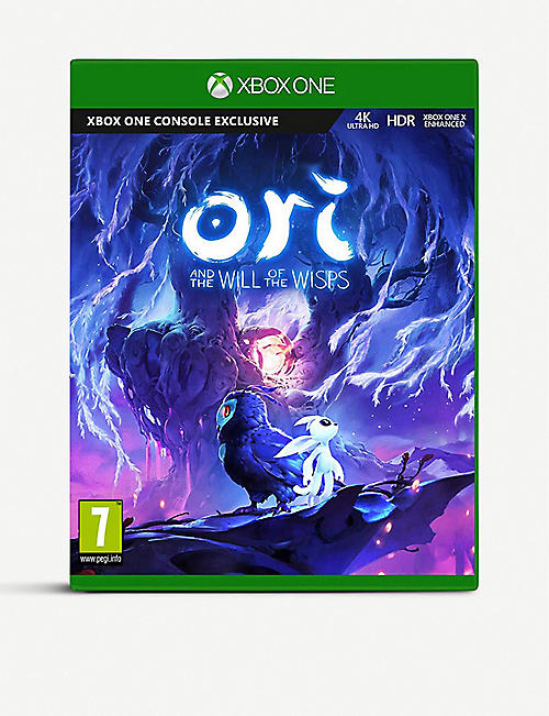 MICROSOFT: Ori and the Will of the Wisps Xbox One Game