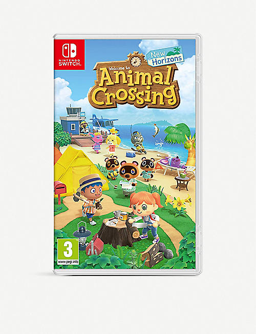 NINTENDO: Animal Crossing Switch game