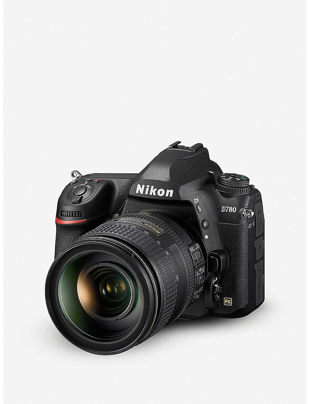 NIKON: D780 DSLR with AF24-120 lens kit