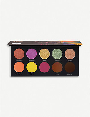 UOMA BEAUTY: Black Magic Colour eyeshadow palette 10g