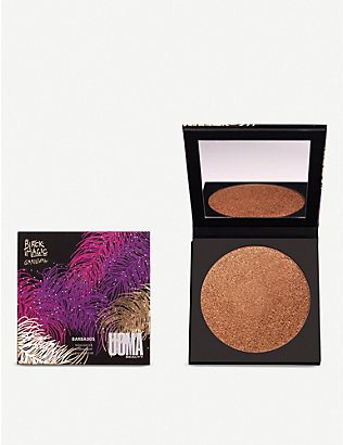 UOMA BEAUTY: Black Magic Carnival Face and Body Bronzing Highlighter 18g