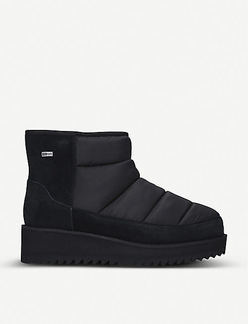 UGG Ridge Mini padded boots