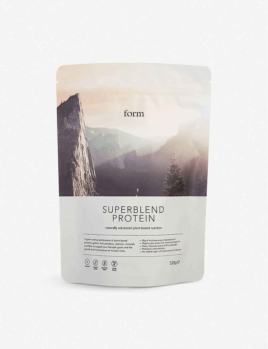 FORM: Superblend Protein Toffee 520g