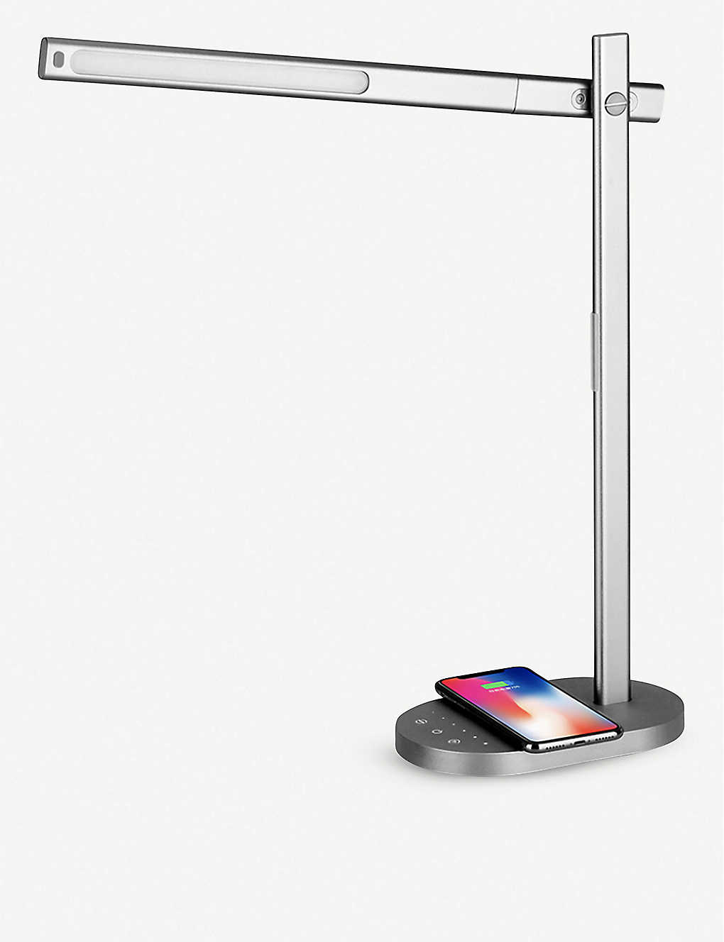 THE TECH BAR: Momax QiLED charger lamp