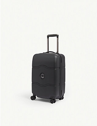 DELSEY: Chatelet Air four-wheel spinner suitcase 55cm