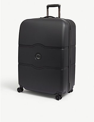 DELSEY: Chatelet Air four-wheel spinner suitcase 77cm