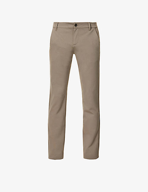 PAIGE: Stafford stretch-woven trousers