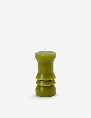 AREAWARE: Totem unscented candle 170g