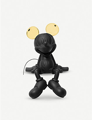 LEBLON DELIENNE: Mickey by Kelly Take 2 chrome-trim figure 48cm