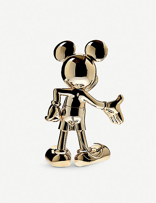 LEBLON DELIENNE Mickey Mouse Welcome 铬合金雕像 60 厘米