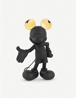 LEBLON DELIENNE: Mickey Mouse Welcome Bicolour chrome-trim figure 1.4m