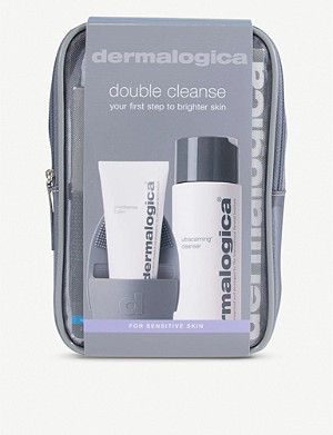 DERMALOGICA Sensitive Skin Double Cleanse Kit