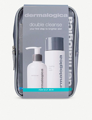 DERMALOGICA Oily Skin Double Cleanse Kit