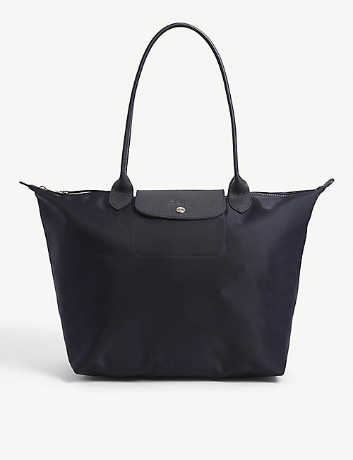 LONGCHAMP: Le Pliage neo large shopper bag