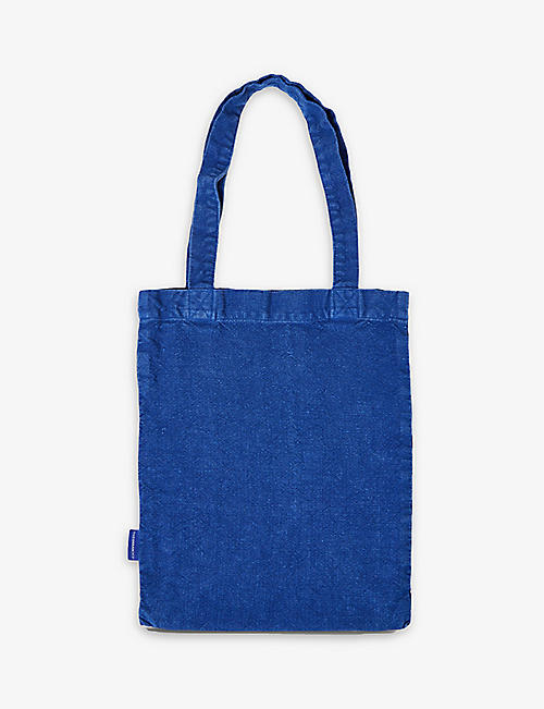 THE CONRAN SHOP: Linen mini tote bag