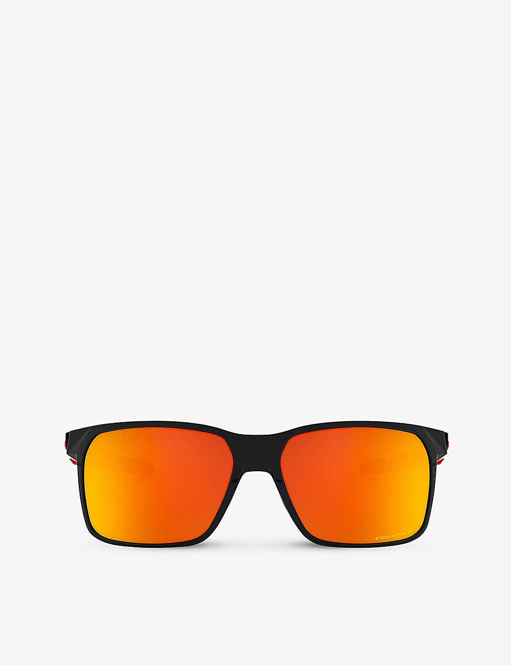 OAKLEY: OO9460-0559 Portal X O Matter&trade rectangular-framed sunglasses