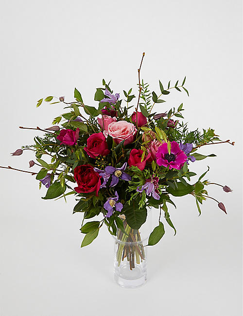 THE REAL FLOWER COMPANY Mother's Day Woodland small bouquet