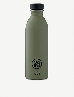 24 BOTTLES Urban stainless steel bottle 500ml