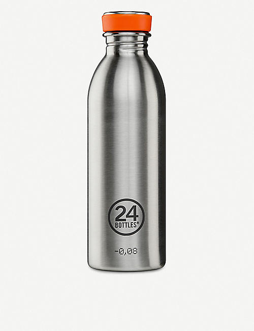 24 BOTTLES: Urban stainless steel bottle 500ml