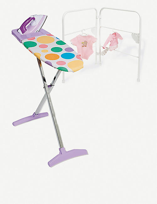 CASDON: Morphy Richards iron and ironing board toy set