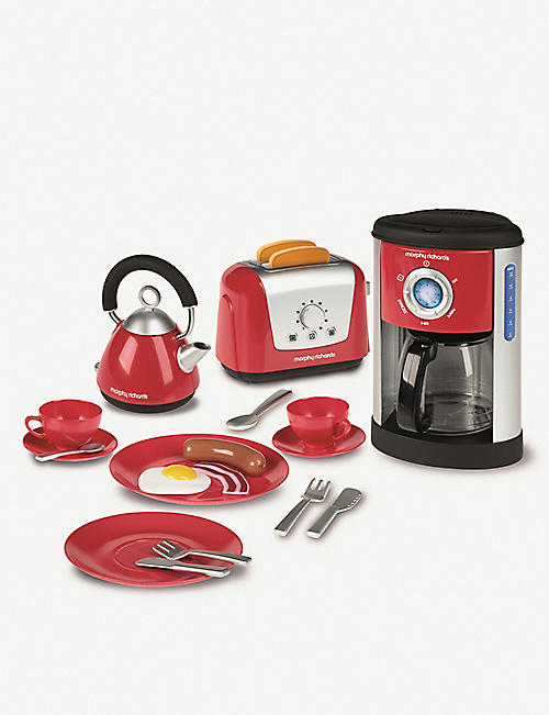CASDON: Morphy Richards kitchen toy set