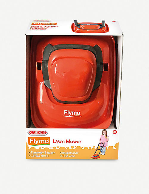 CASDON: Flymo toy lawn mower