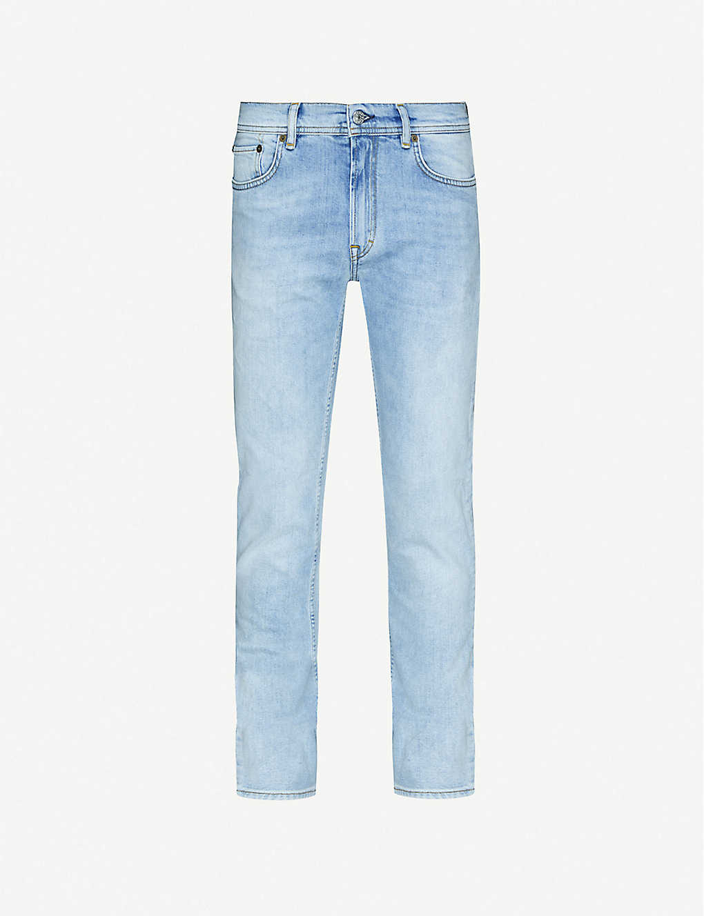 ACNE STUDIOS: North tapered jeans