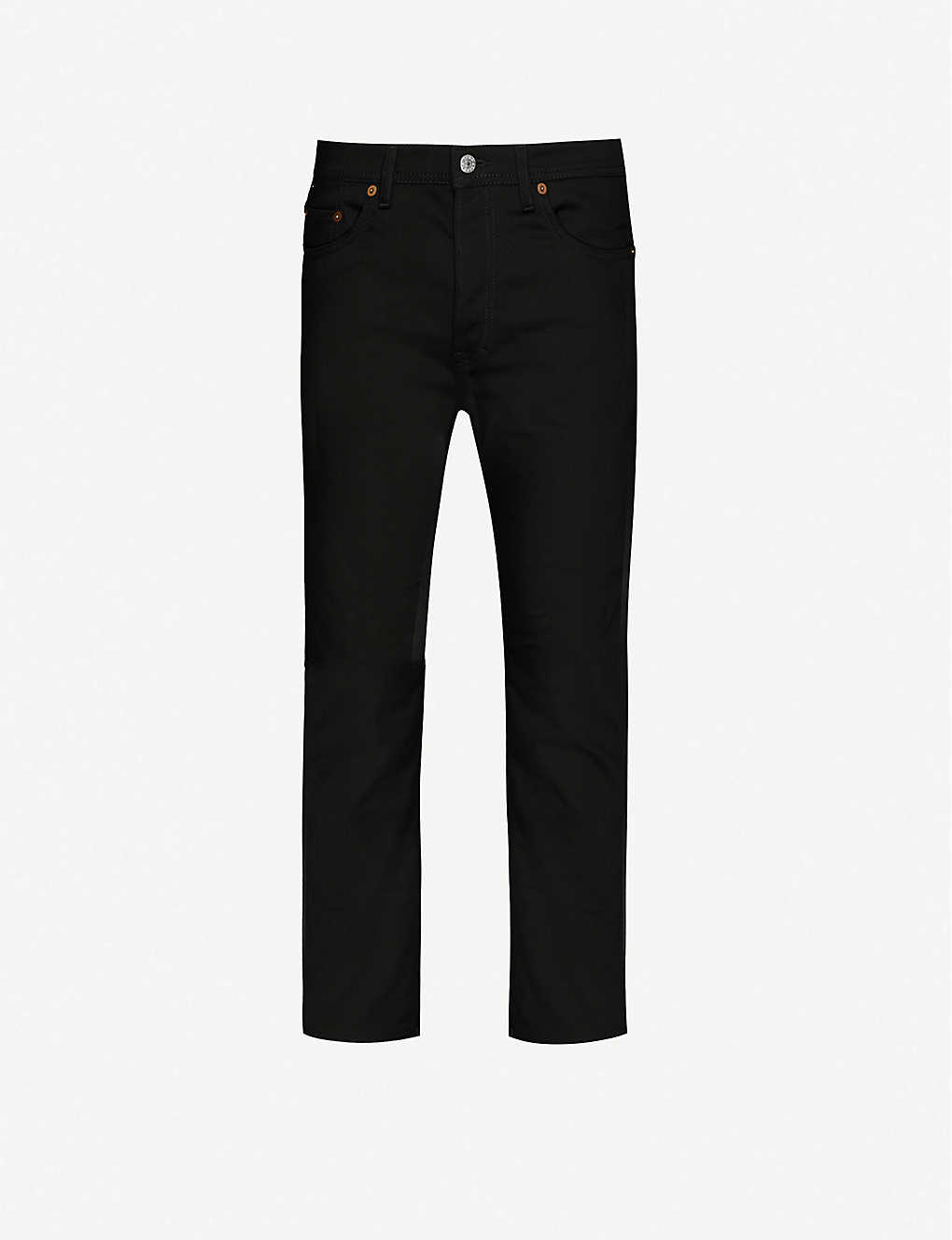 ACNE STUDIOS: River straight jeans