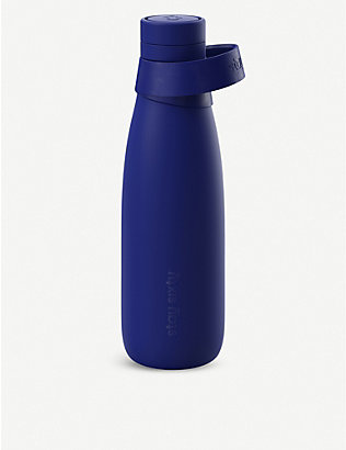 STAY SIXTY: Cobalt Edition stainless steel bottle 500ml