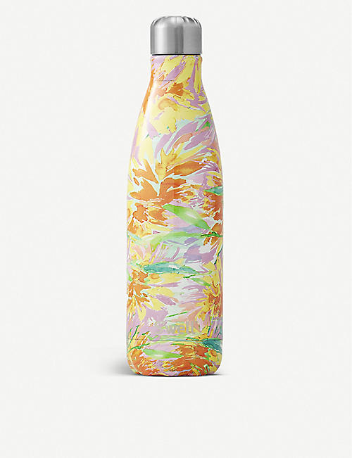 SWELL: Sunkissed stainless steel water bottle 500ml