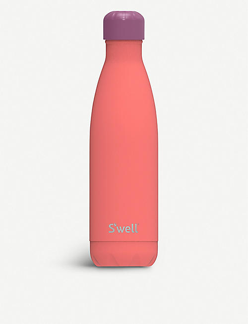 SWELL: Just Peachy stainless steel water bottle 500ml