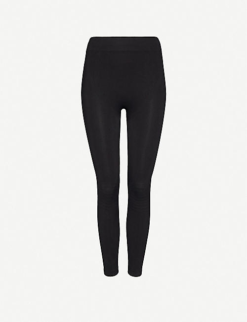 LOLA STUDIO High-rise recycled polyamide stretch-woven leggings